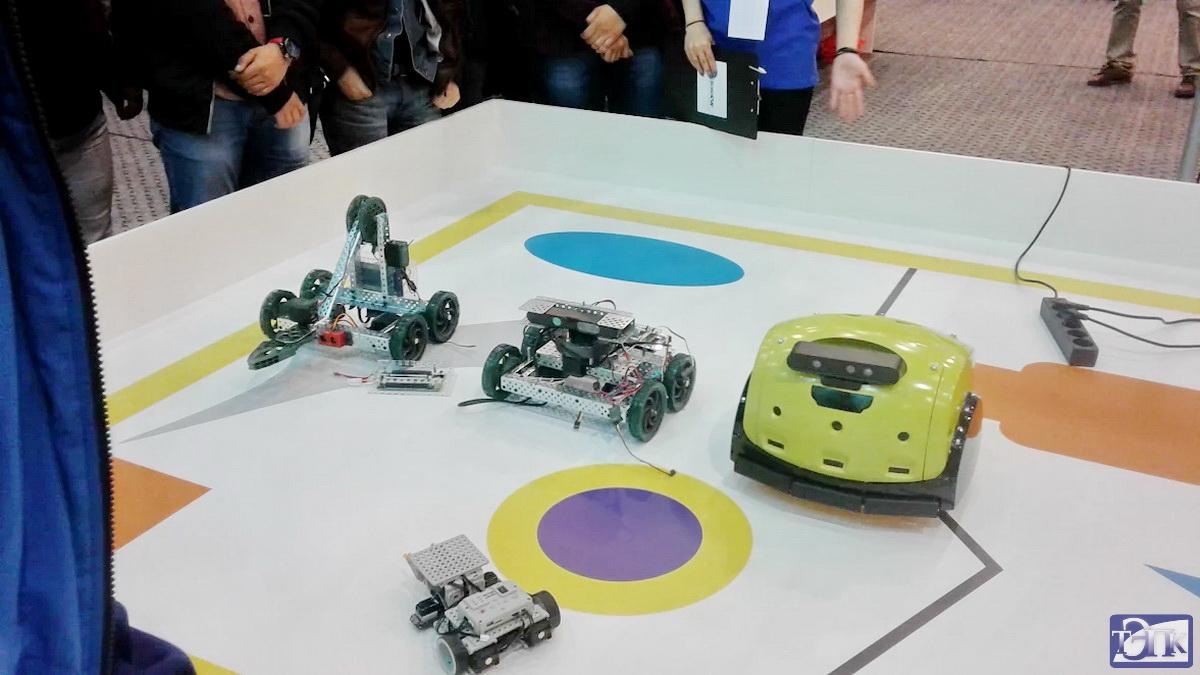 Битвы роботов