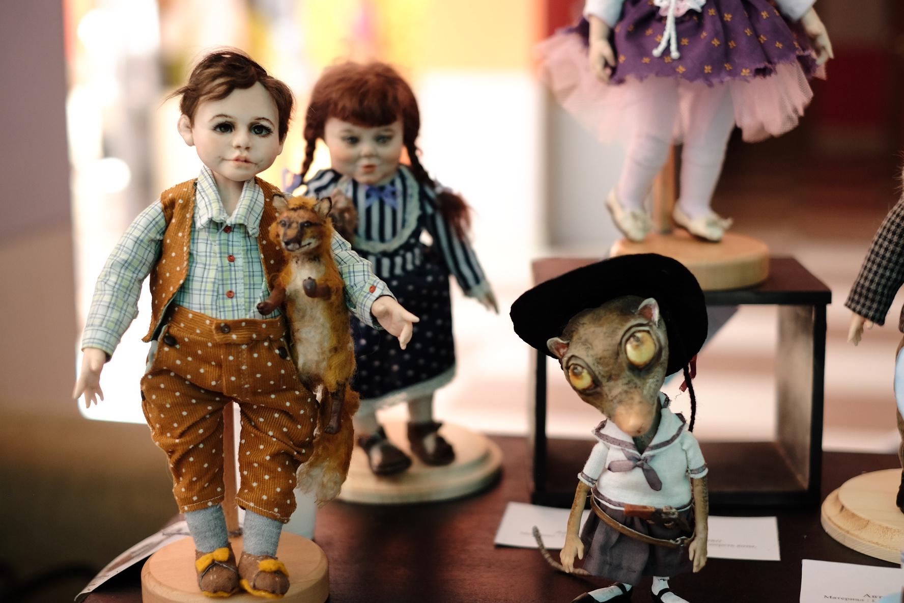 Мир кукольных эмоций