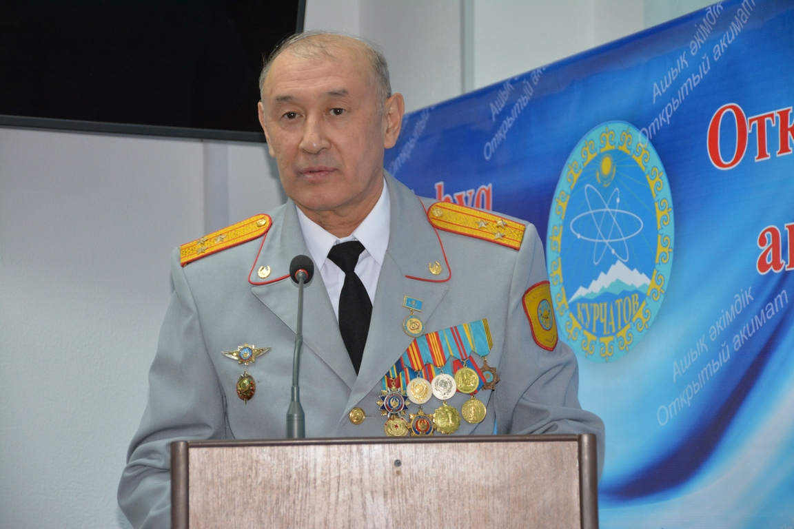Рубежи полковника Кумаргажина