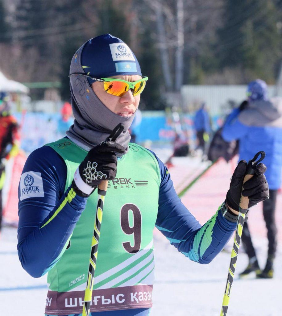 По жизни – на лыжах