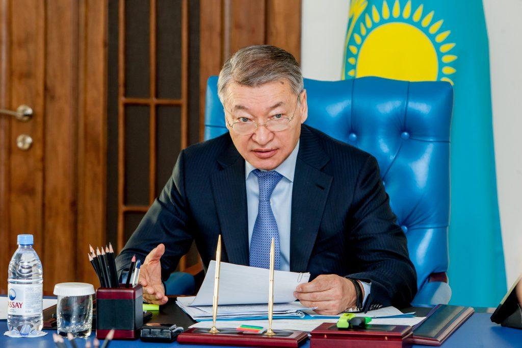Обращение акима Восточно-Казахстанской области Даниала Ахметова