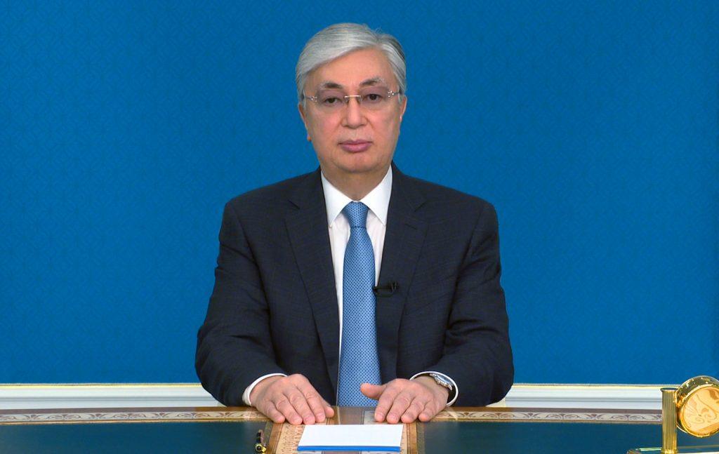 Указ «О продлении действия чрезвычайного положения в Республике Казахстан»
