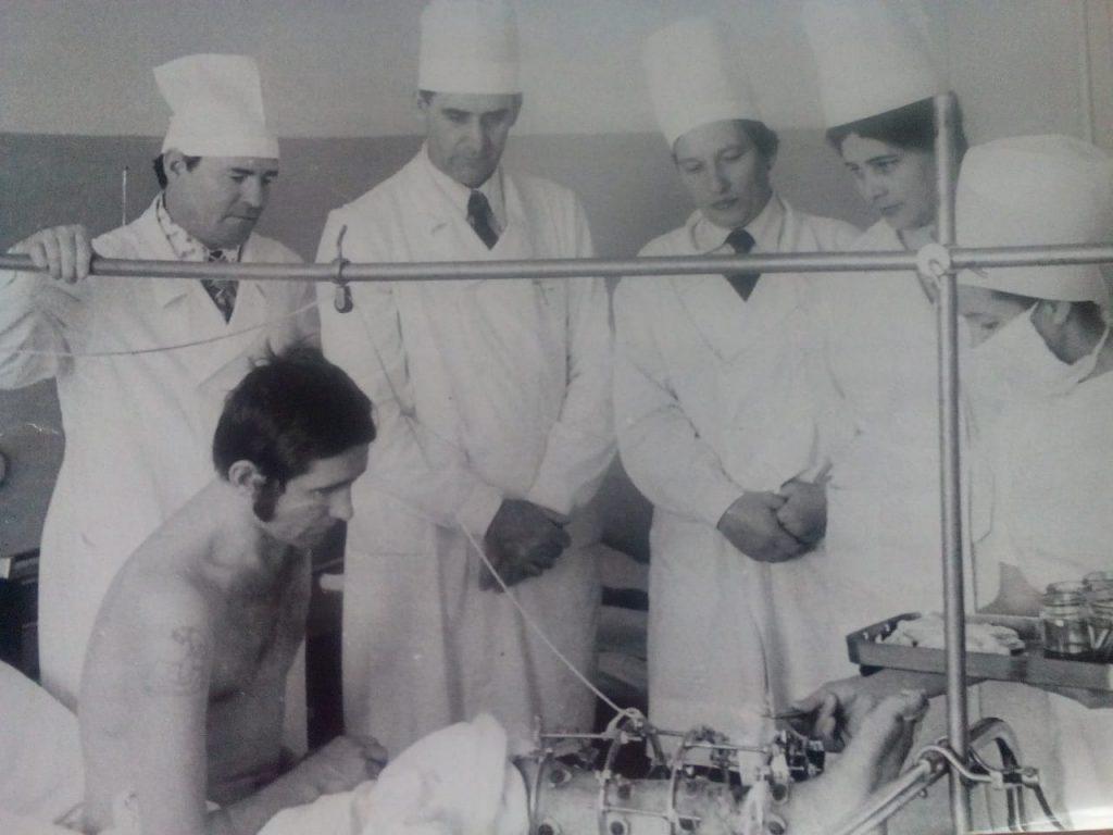 Бывших врачей не бывает