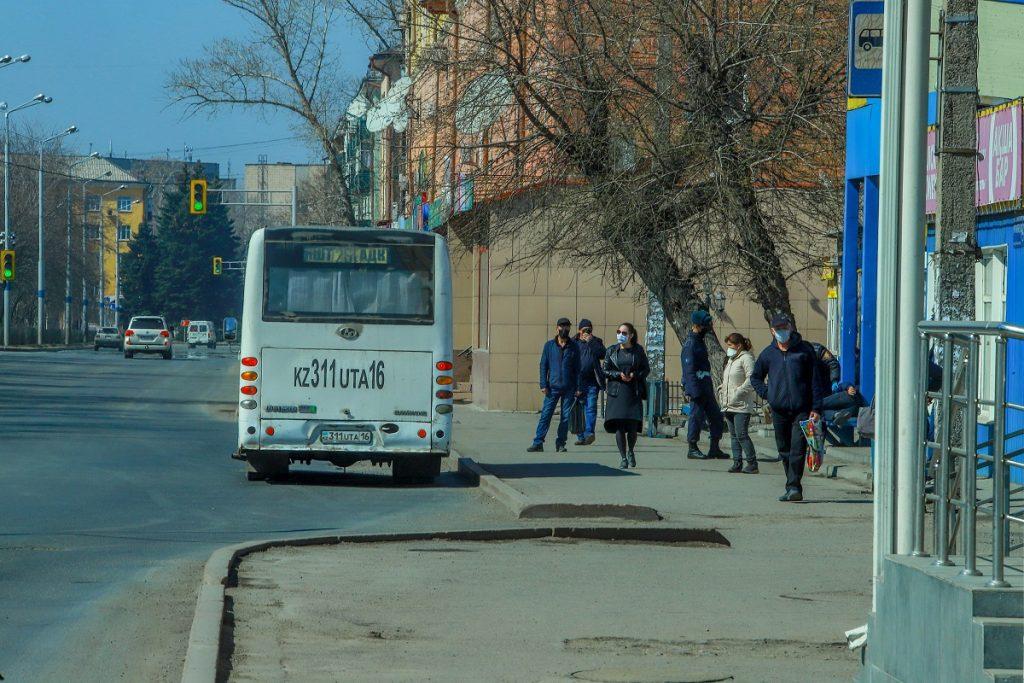 Усть-Каменогорск в выходные дни