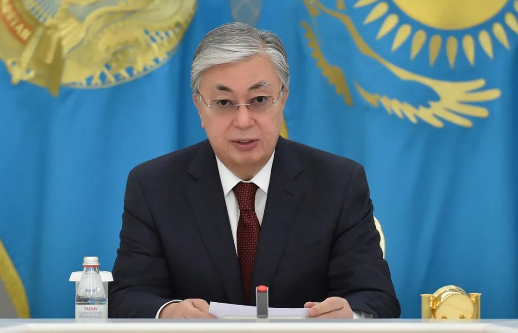 Заявление Главы государства  Касым-Жомарта Токаева