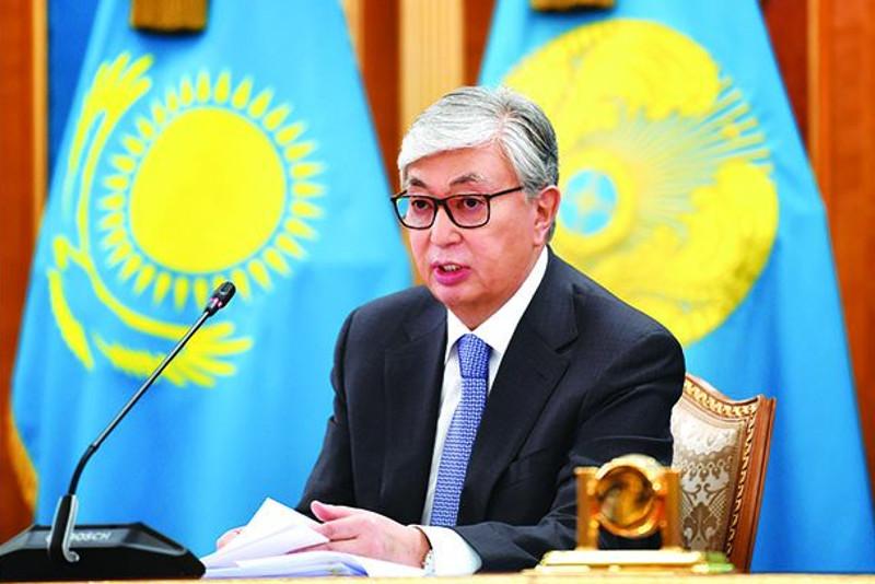 Касым-Жомарт Токаев: «Судьба казахского народа находится на весах истории»