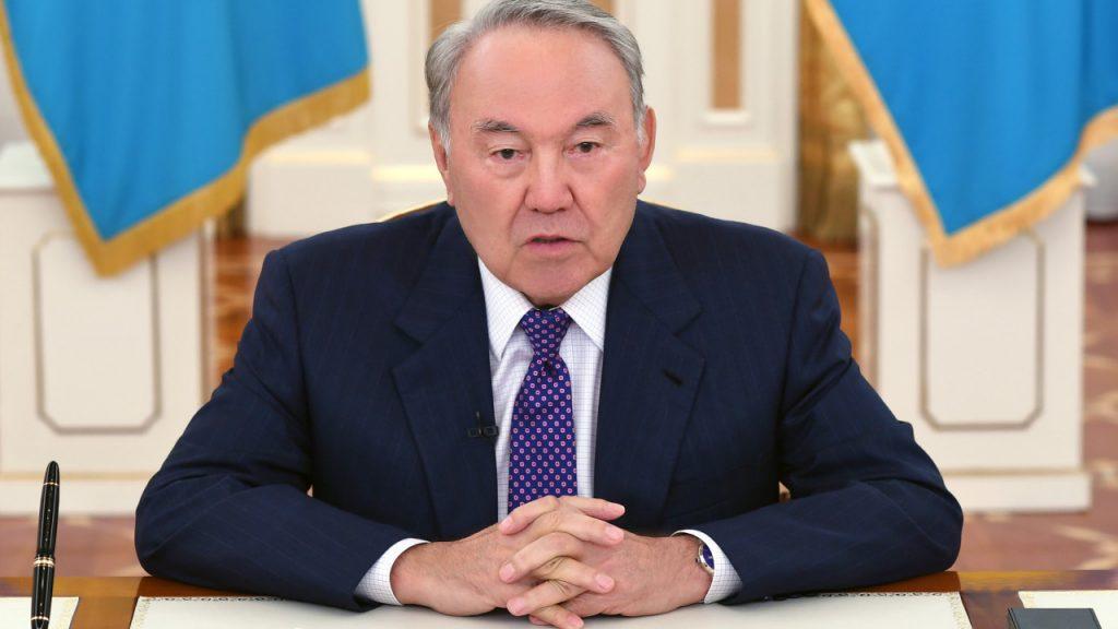 Соболезнования Первого Президента Республики Казахстан – Елбасы Нурсултана Назарбаева