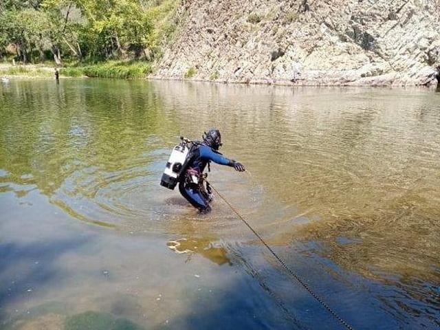 Опасные игры на воде