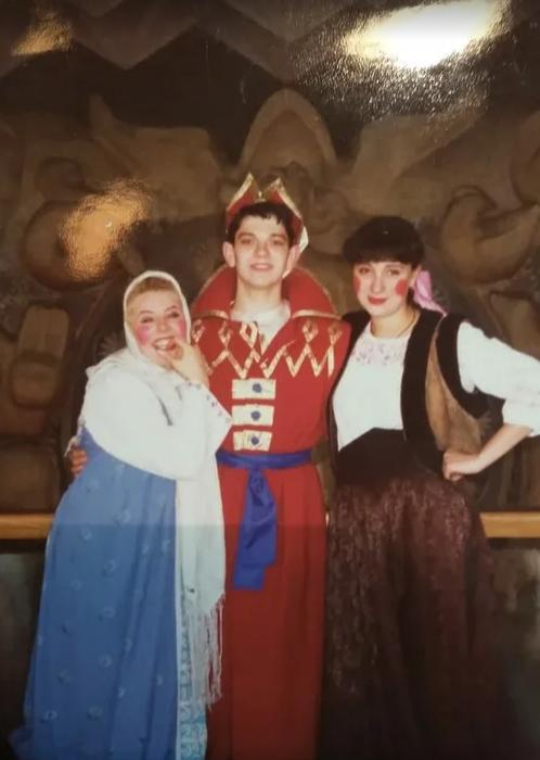 Четыре поколения театральной династии