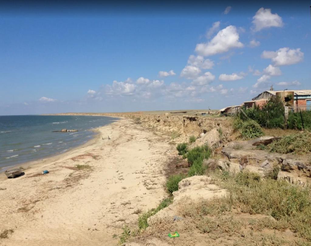 Рыбацкое побережье  вне зоны доступа