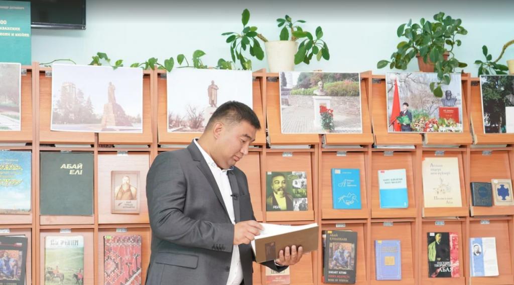 Юбилей Абая в АО «УМЗ»