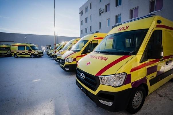 Дополнительные автомобили для врачей