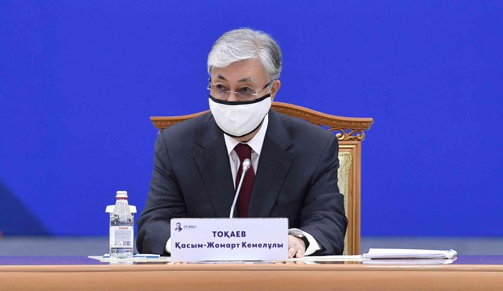 Касым-Жомарт Токаев провел встречу с абаеведами