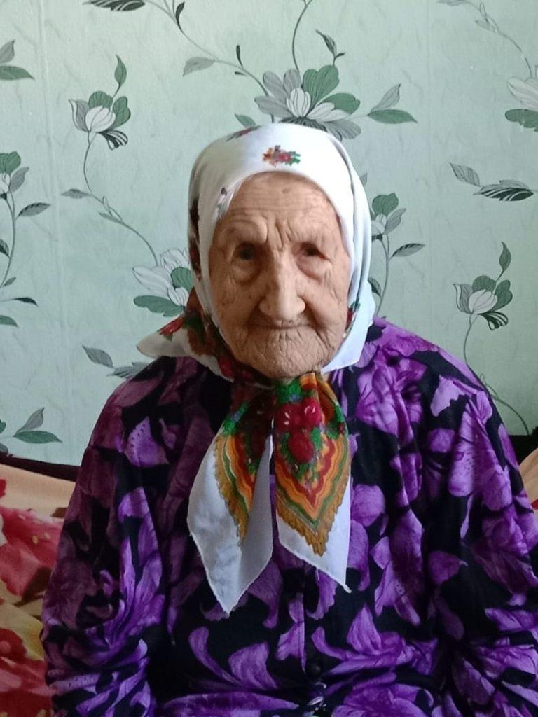 Секрет долголетия бабушки Зины
